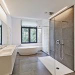 Pour votre salle de bain: douche ou baignoire?