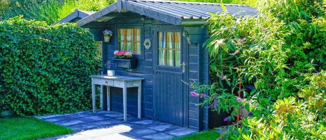 Choisir son abri de jardin en trois questions