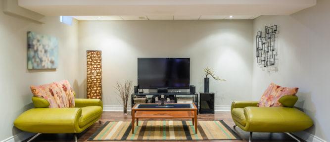 Comment optimiser l'espace de votre sous-sol ?