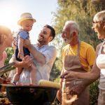 Aménager son jardin : les Français et leur barbecue