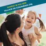 Le village de Coignières accueille la première Garden Party Domexpo !