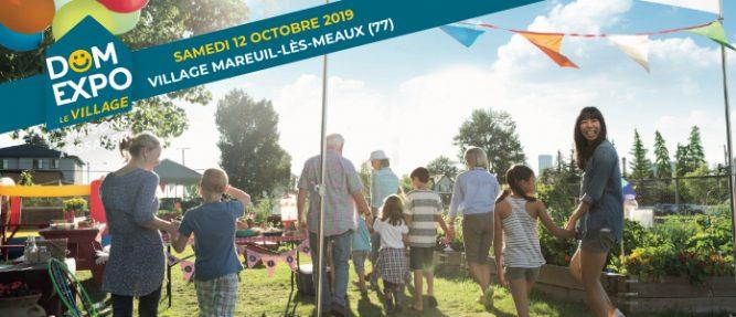 Journée barbecue Domexpo 12 octobre Mareuil Lès Meaux