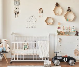 Aménager la chambre de bébé
